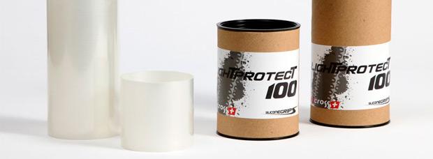 LightProtect, el nuevo protector adhesivo para cuadros de Siliconegrips y Alpcross