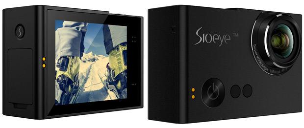Sioeye Iris4G, una cámara de acción para retransmitir nuestras aventuras en directo