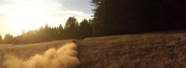 Así de bien captura vídeo el nuevo cuadricóptero de GoPro