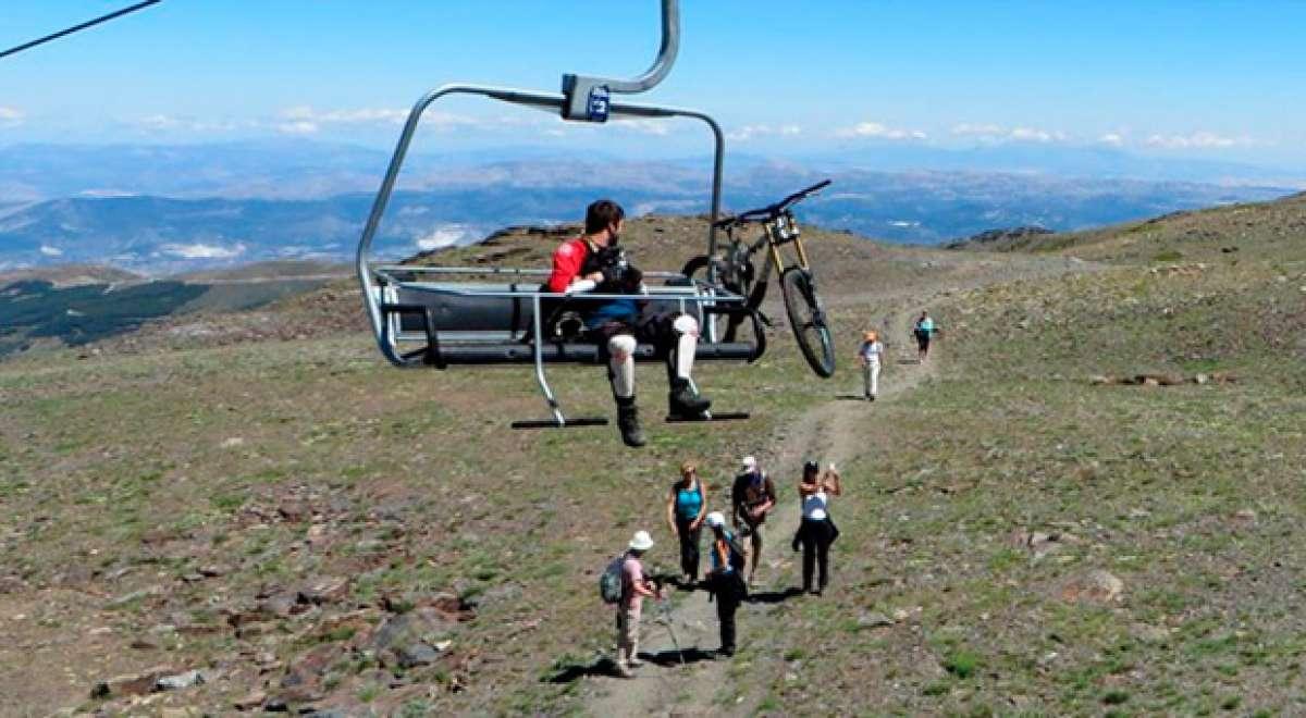 'Soy Verano', el inspirador anuncio promocional para la nueva temporada estival de Sierra Nevada