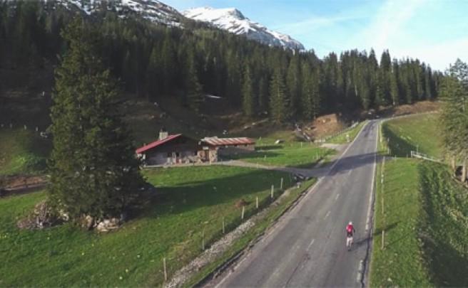 Para amantes del asfalto: Descubriendo la estación invernal suiza de Gstaad