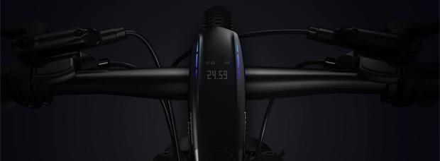 SpeedForce, una interesante potencia con ciclocomputador y GPS integrado