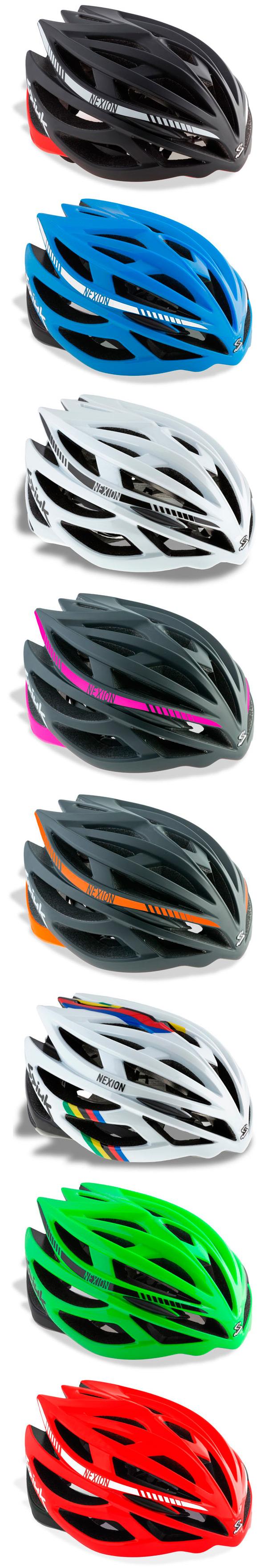 Spiuk Nexion 2016, más ligereza y menos tamaño para la tercera generación de este casco