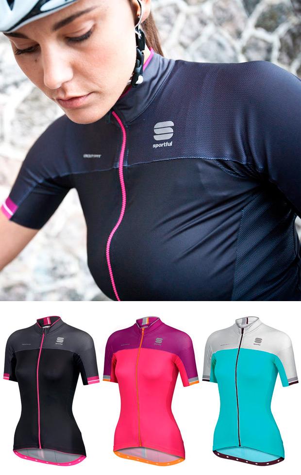 Nueva colección de ropa técnica femenina para verano de la mano de Sportful