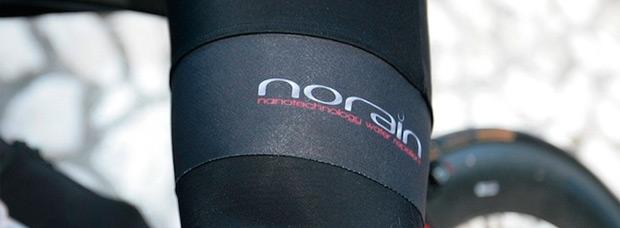 Sportful Fiandre NoRain, un culotte corto impermeable muy eficaz contra el frío