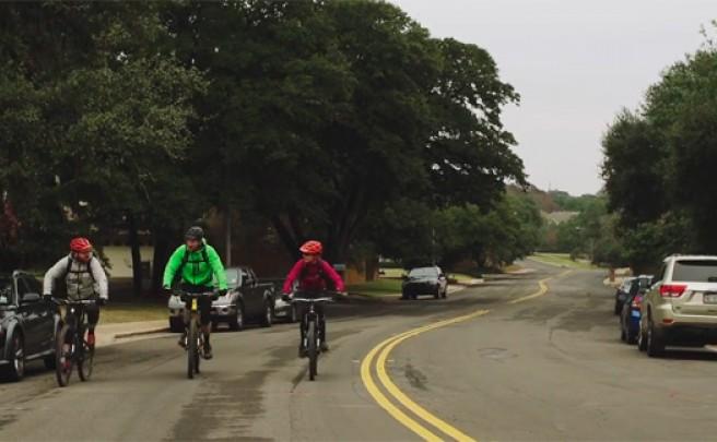 Tres tipos de ciclistas, una sola transmisión. Un inspirador vídeo promocional acerca del nuevo grupo SRAM GX