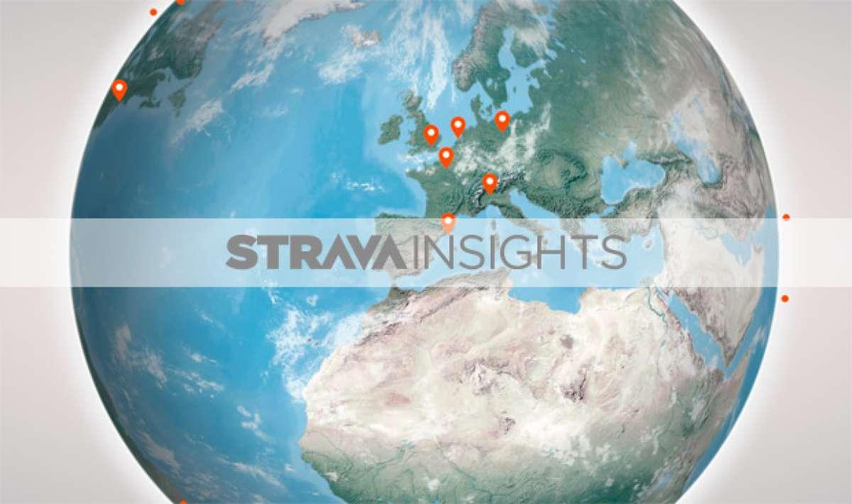 Barcelona, la ciudad más escarpada para ciclistas y corredores según Strava