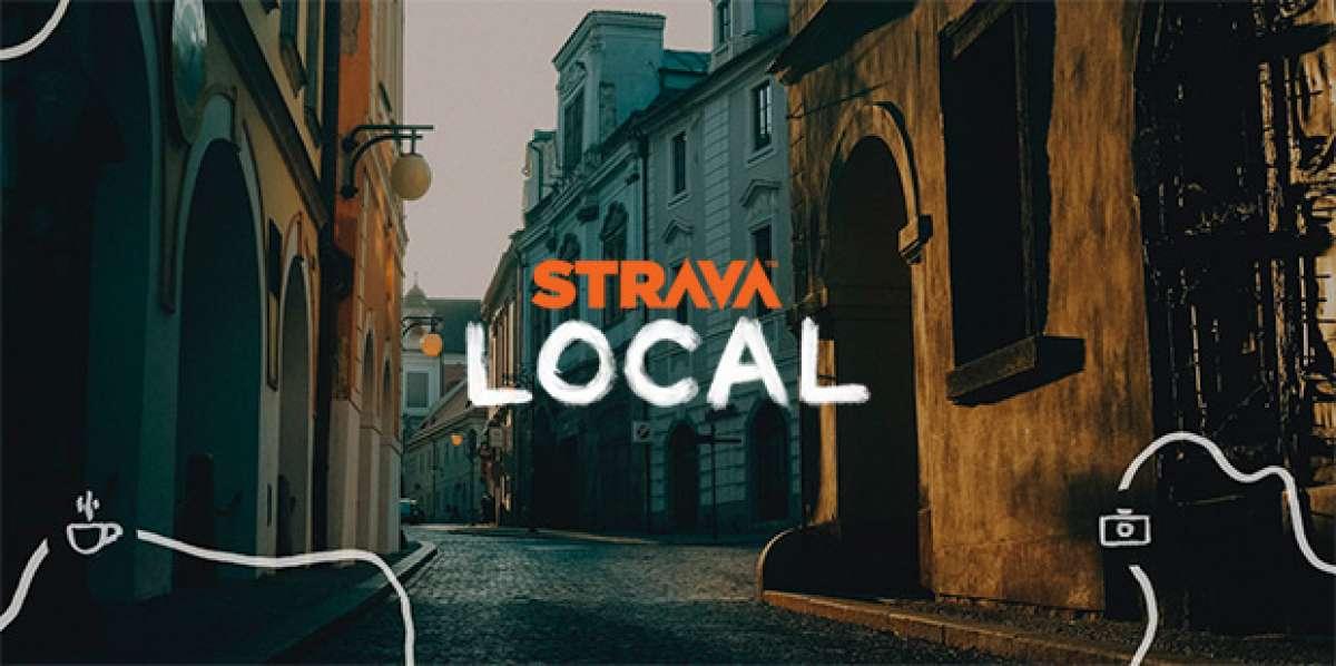 Strava Local, nuevas guías urbanas interactivas para corredores y ciclistas
