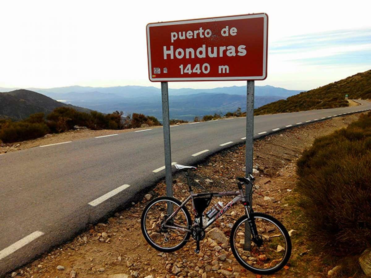La foto del día en TodoMountainBike: 'Subida al Honduras'