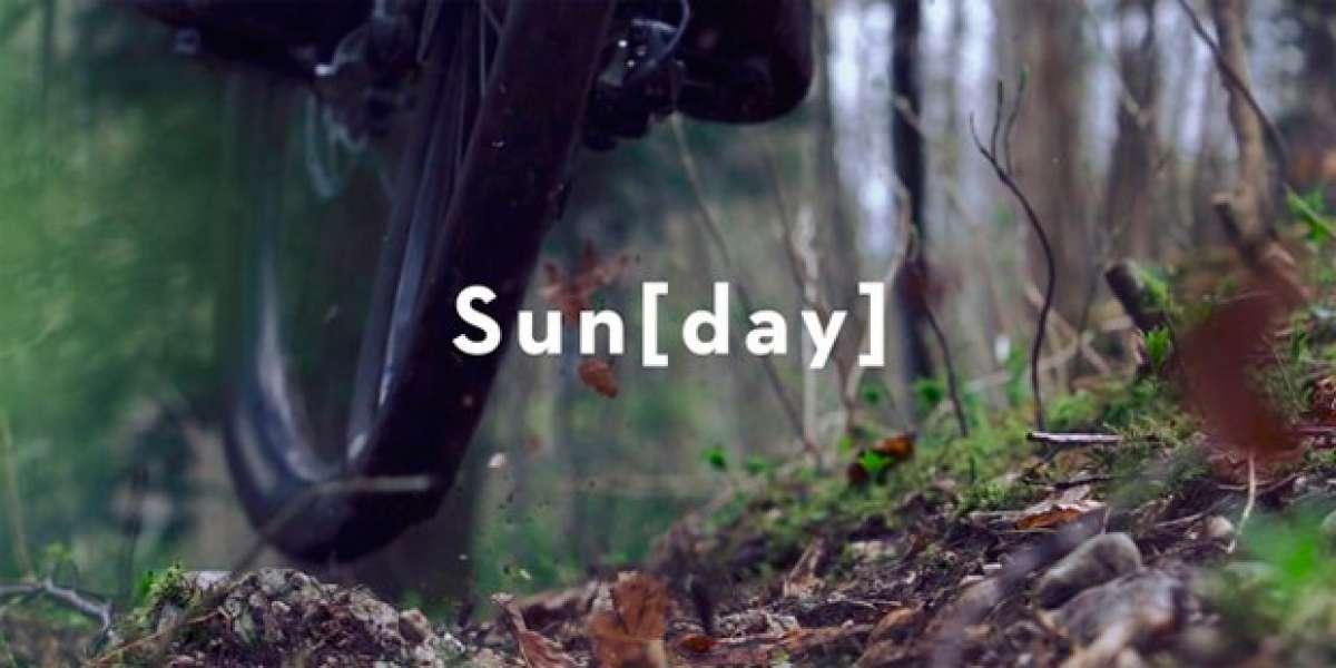 """""""Sun[day]"""", disfrutando de la primavera por las montañas del Jura con una Kona Process 111"""