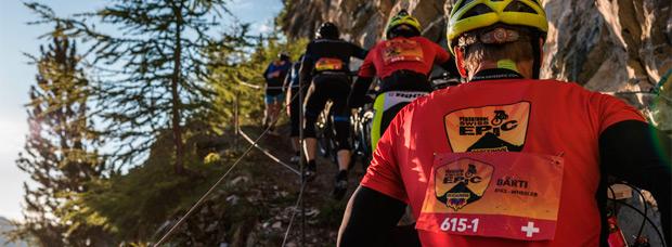 Swiss Epic, la carrera por etapas para bicicletas de montaña más dura de toda Europa