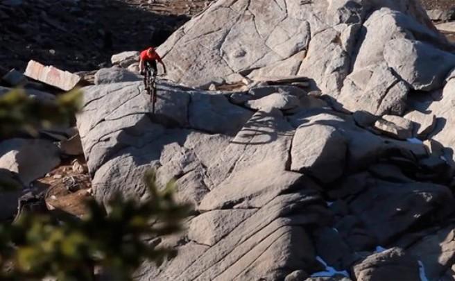 Probando las ruedas ENVE M70 Series con Cody Kelley por las montañas de Utah
