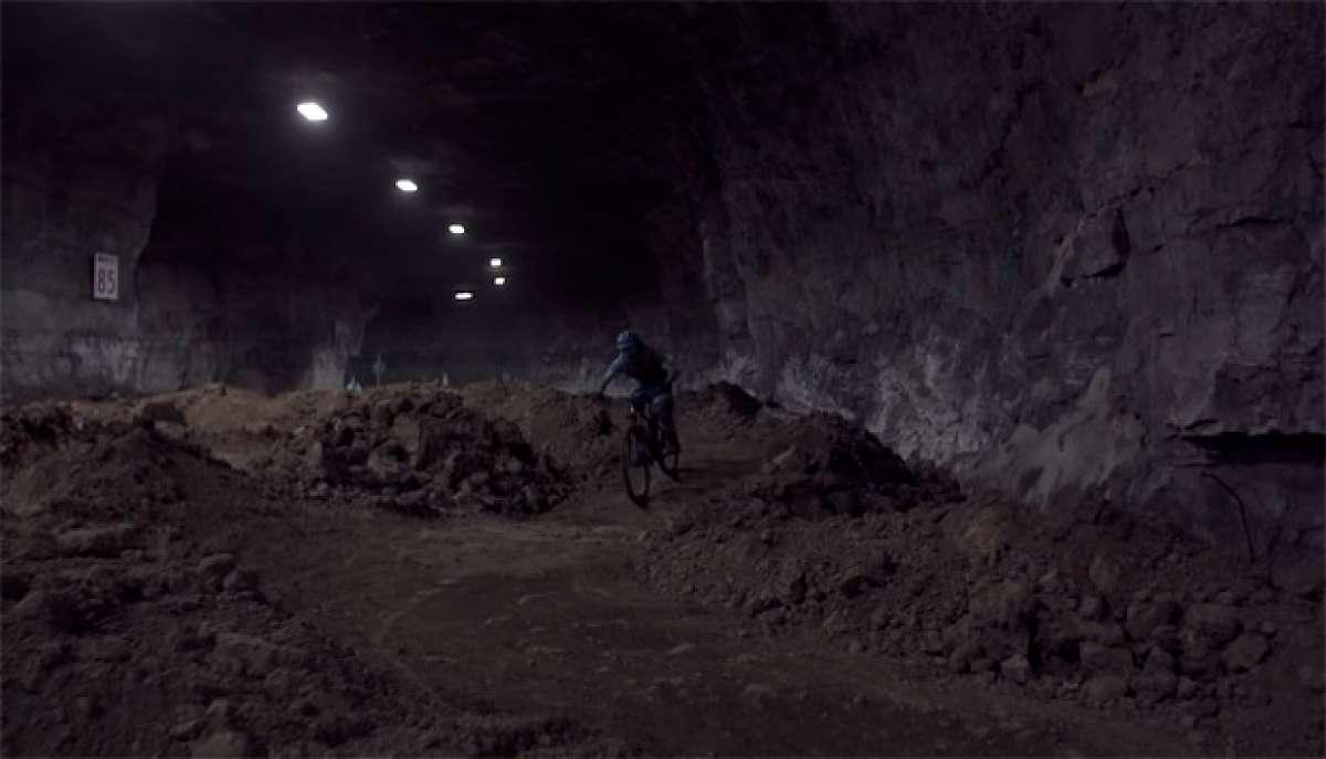 'The Mine', o cómo rodar bajo tierra con Rob J. Heran del Canyon Bicycles Team