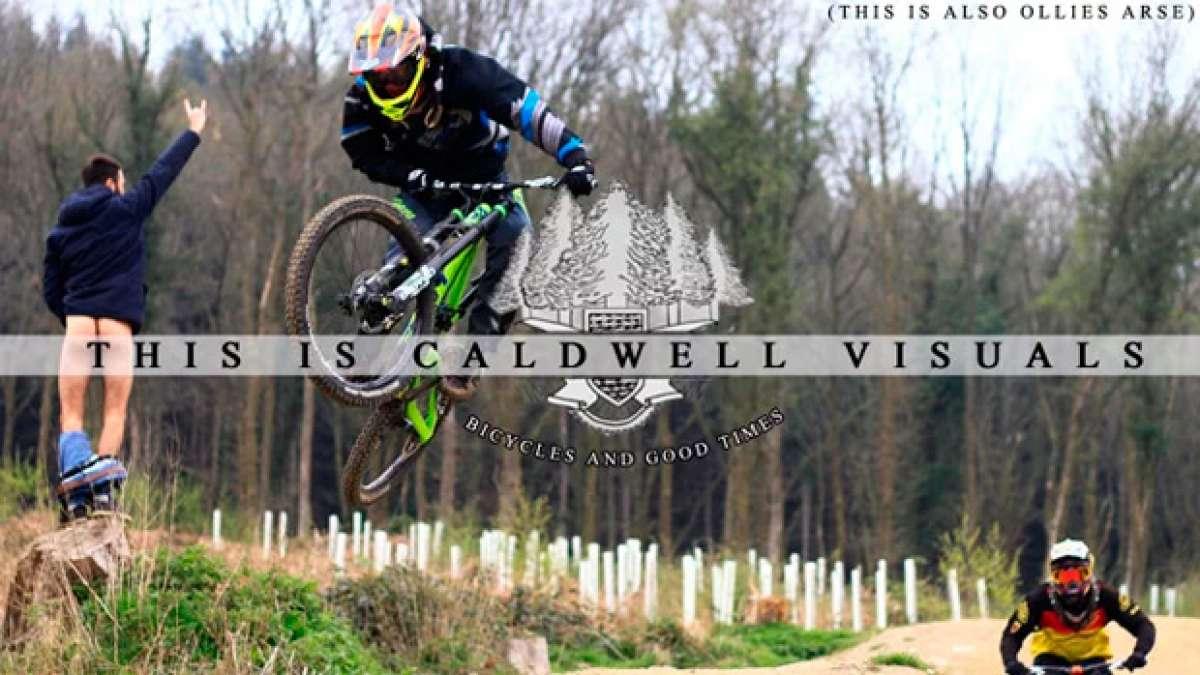 """""""This is Caldwell Visuals"""", las mejores escenas de esta productora especializada en el ciclismo de montaña"""