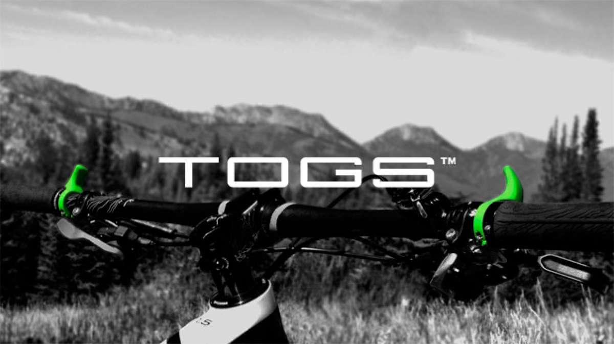 TOGS, unos prácticos acoples de manillar para las rutas más largas