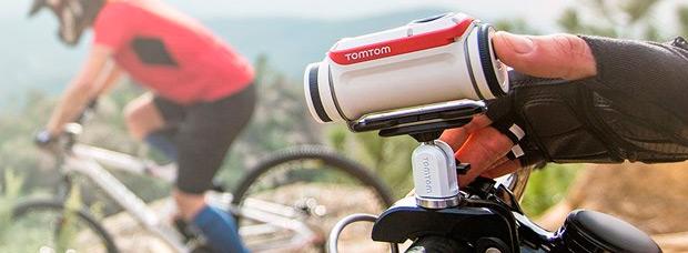 Bandit, la nueva cámara de acción de TomTom