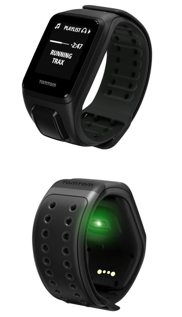 TomTom Spark, un reloj GPS multideportivo con pulsómetro y ritmo, mucho ritmo