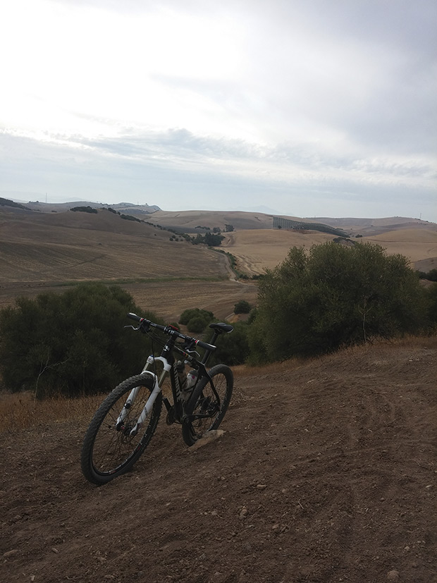 """La foto del día en TodoMountainBike: """"Retorno al pedal"""""""