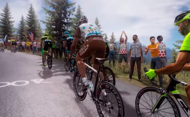 'Tour de France 2015', una vuelta de tuerca al realismo de los videojuegos en las consolas de nueva generación