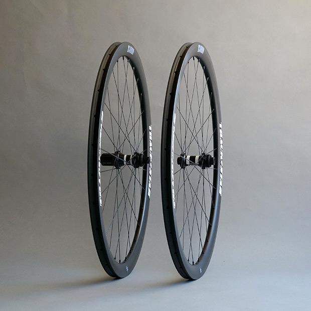 Nuevas ruedas de carbono TrackStar CX para bicicletas de Ciclocross