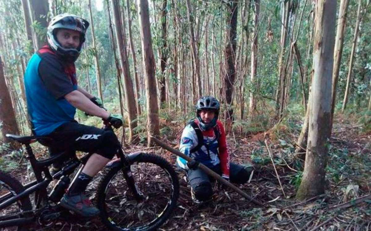 En TodoMountainBike: Alerta en Galicia: trampas para ciclistas en Gondomar (Pontevedra)