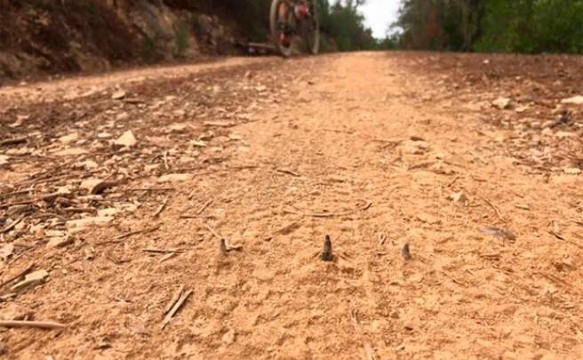 Más y más trampas para ciclistas, ahora incluso en recorridos de carreras populares