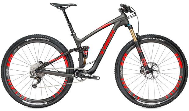 Trek Fuel EX 29 2016, ruedas grandes y estándar 'Boost' para la doble más popular del mundo