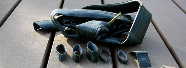 Cinco trucos muy útiles para reciclar cámaras de aire inservibles