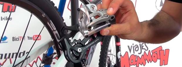 Mecánica esencial: ¿Cómo ajustar el cambio trasero de una bicicleta de montaña?