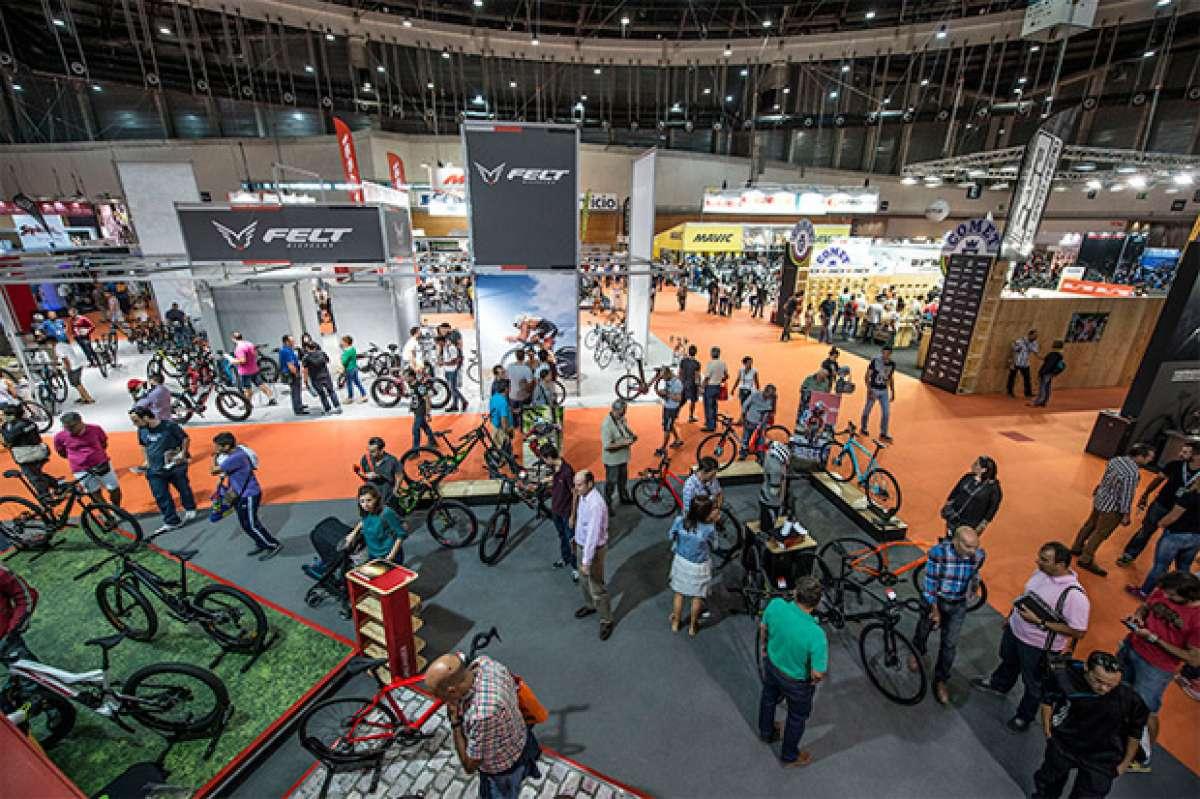 Unibike 2015, la feria de referencia en España