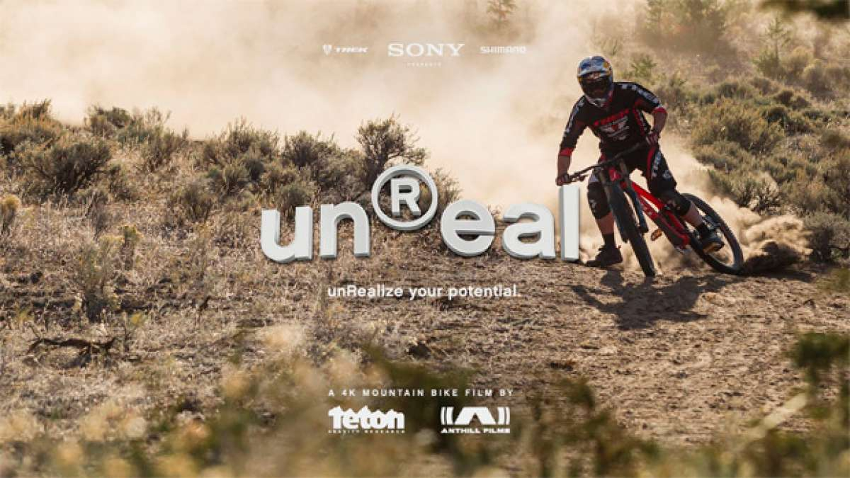 Trailer de unReal, una producción cinematográfica sobre Mountain Bike digna de Hollywood