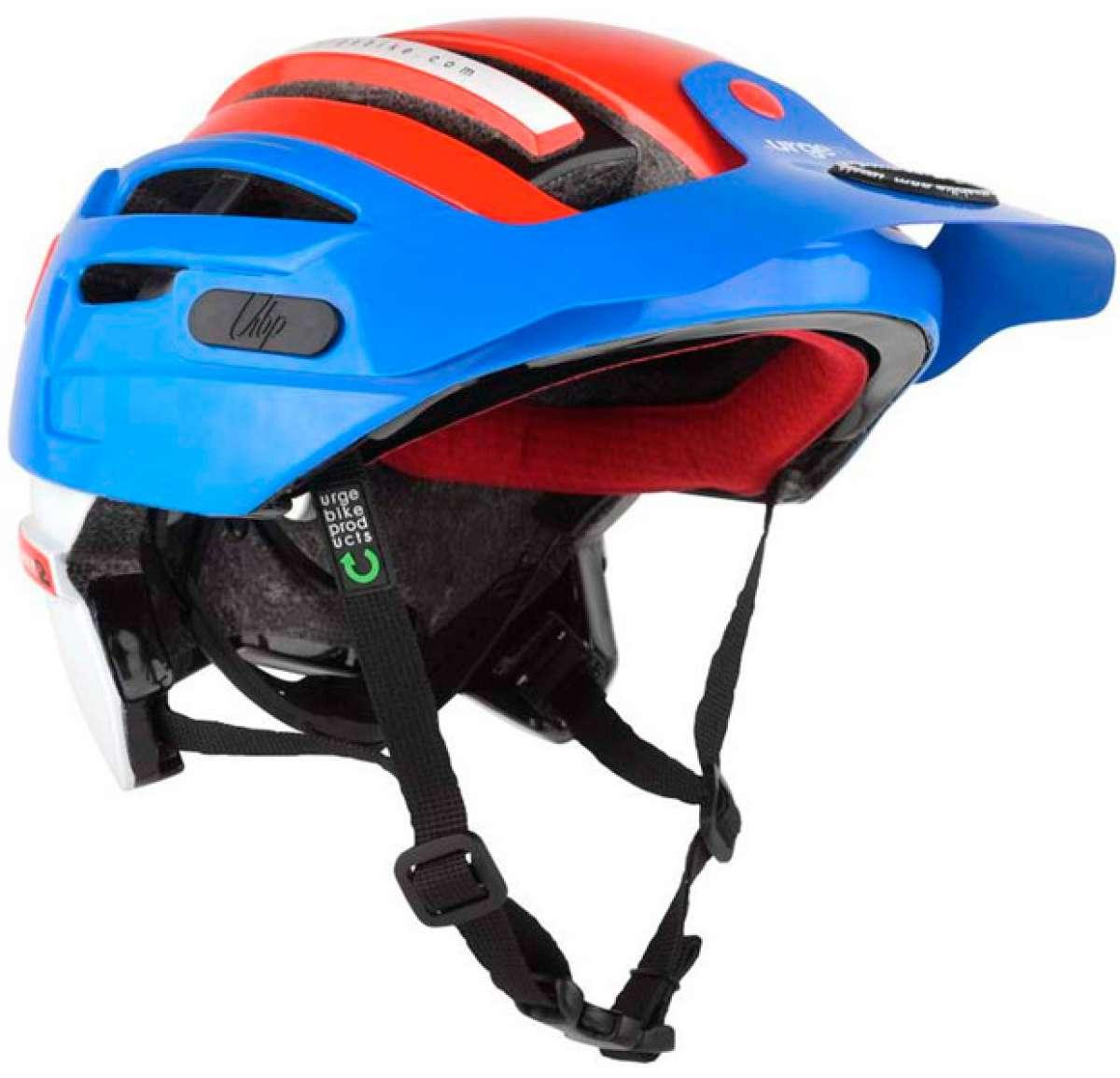 Urge Endur-O-Matic 2, renovación total para un casco clásico del Enduro