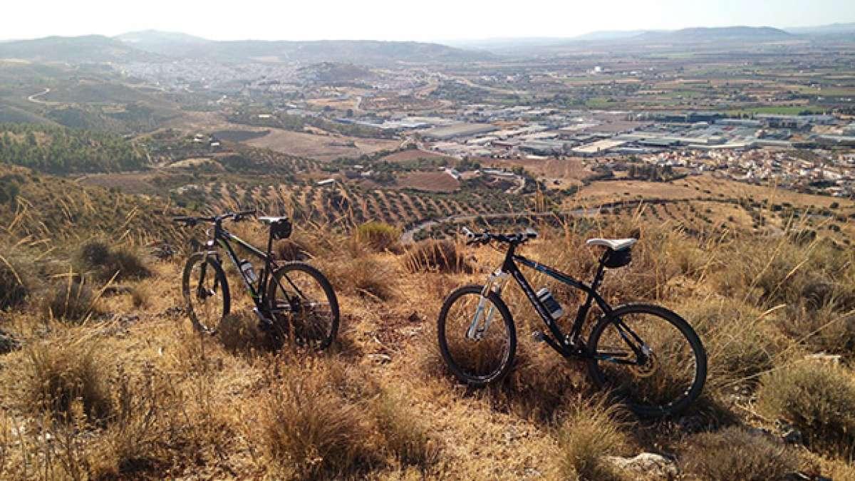 La foto del día en TodoMountainBike: 'La Vega de Antequera'