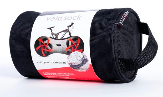 Las fundas para bicicletas de Velo Sock, ya disponibles en España de la mano de Lenubu