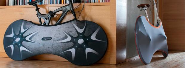 Velosock, fundas de diseño para el almacenaje o transporte de nuestra bicicleta