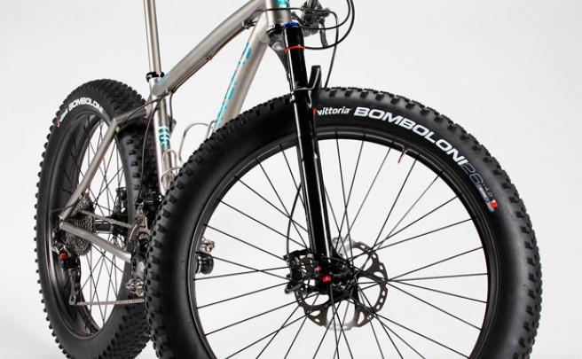 Vittoria Bomboloni, el nuevo neumático de la firma italiana para 'Fat Bikes'