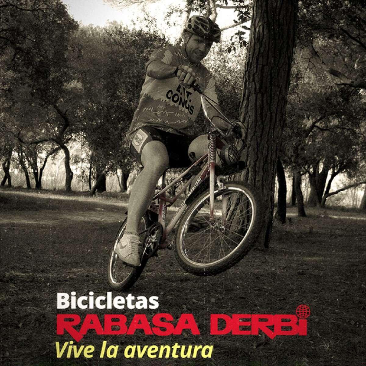 """La foto del día en TodoMountainBike: """"Vive la aventura"""""""