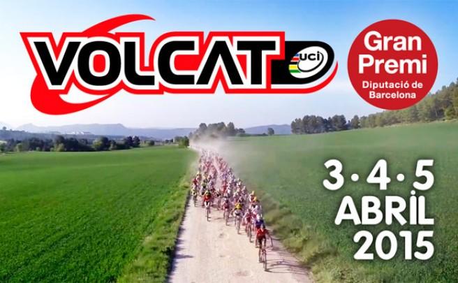 Anuncio promocional de la VolCAT 2015