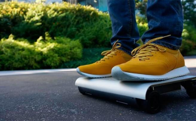 WalkCar, el vehículo eléctrico más pequeño del mundo