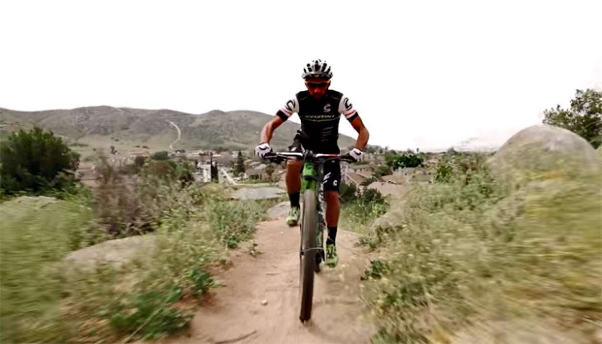 """#WHATSBEHIND"", el equipo Cannondale Factory Racing desde dentro - Episodio 1"