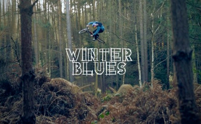 'Winter Blues', Freeride de altos vuelos con los pilotos Matt Jones y Szymon Godziek