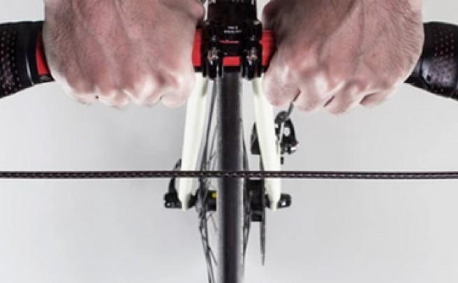 Wire Brake, un nuevo concepto de freno (sin manetas) para bicicletas