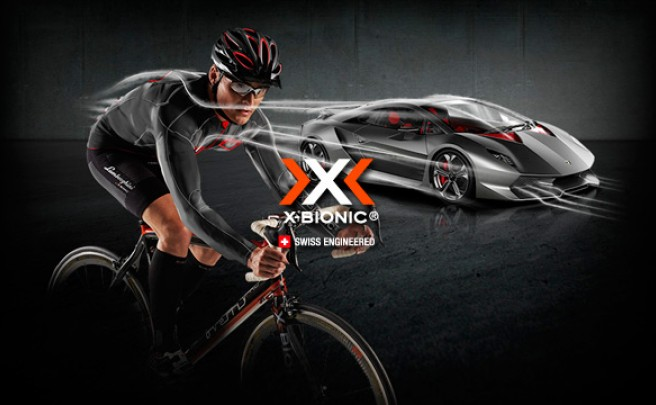 X-Bionic Lamborghini, una equipación exclusiva de grandes prestaciones (y precio)
