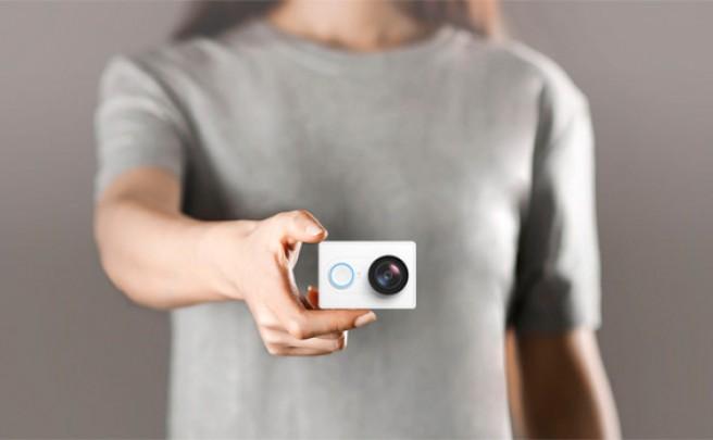 Xiaomi Yi, una cámara de acción a precio de coste que pondrá las cosas difíciles a GoPro