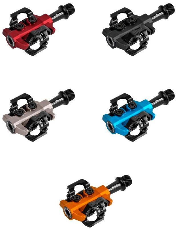 Nuevos pedales automáticos Xpēdo CXR para ciclocross... y para mucho más