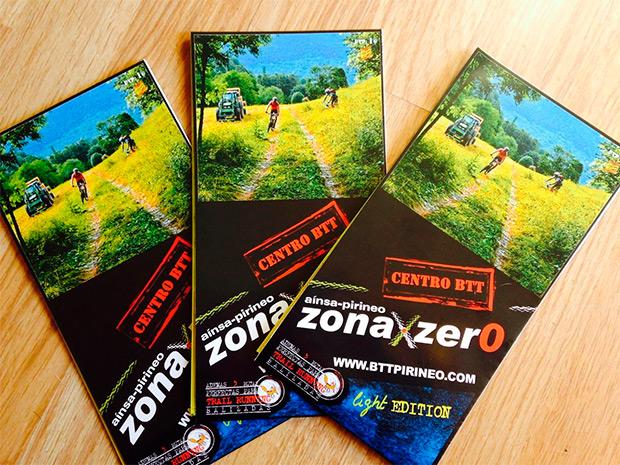 Zona Zero Light Edition, el nuevo mapa de rutas BTT en la comarca del Sobrarbe