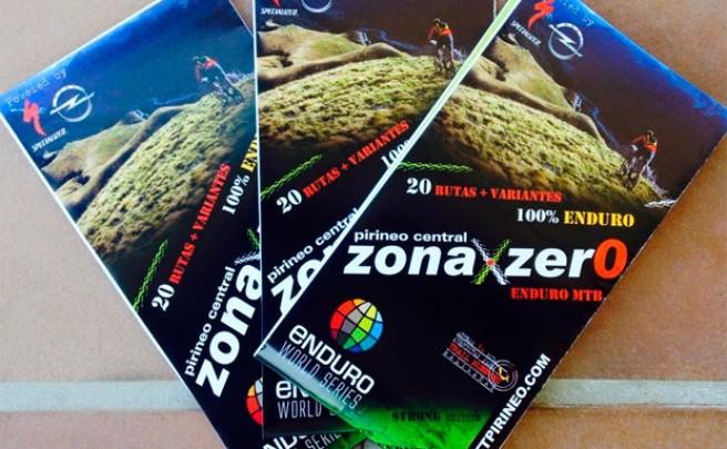 Zona Zero Strong 2015, el nuevo folleto para disfrutar de las mejores rutas del Pirineo aragonés