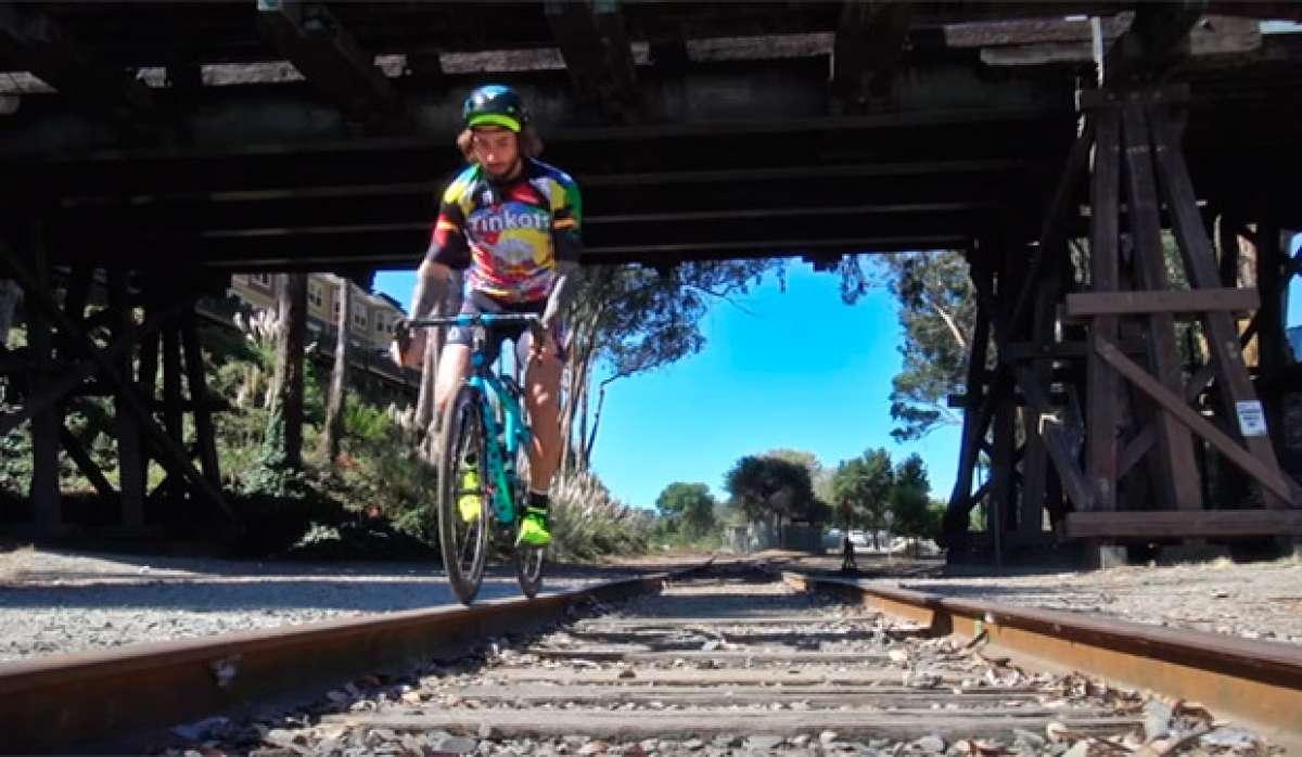 En TodoMountainBike: 100% Brumotti, lo último del genio italiano del Bike Trial