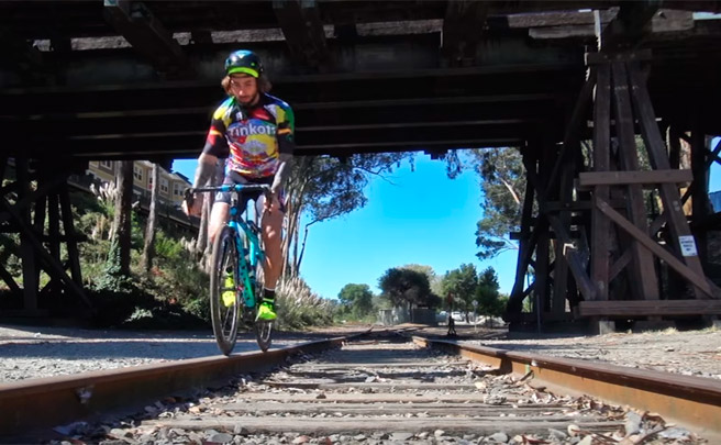 100% Brumotti, lo último del genio italiano del Bike Trial