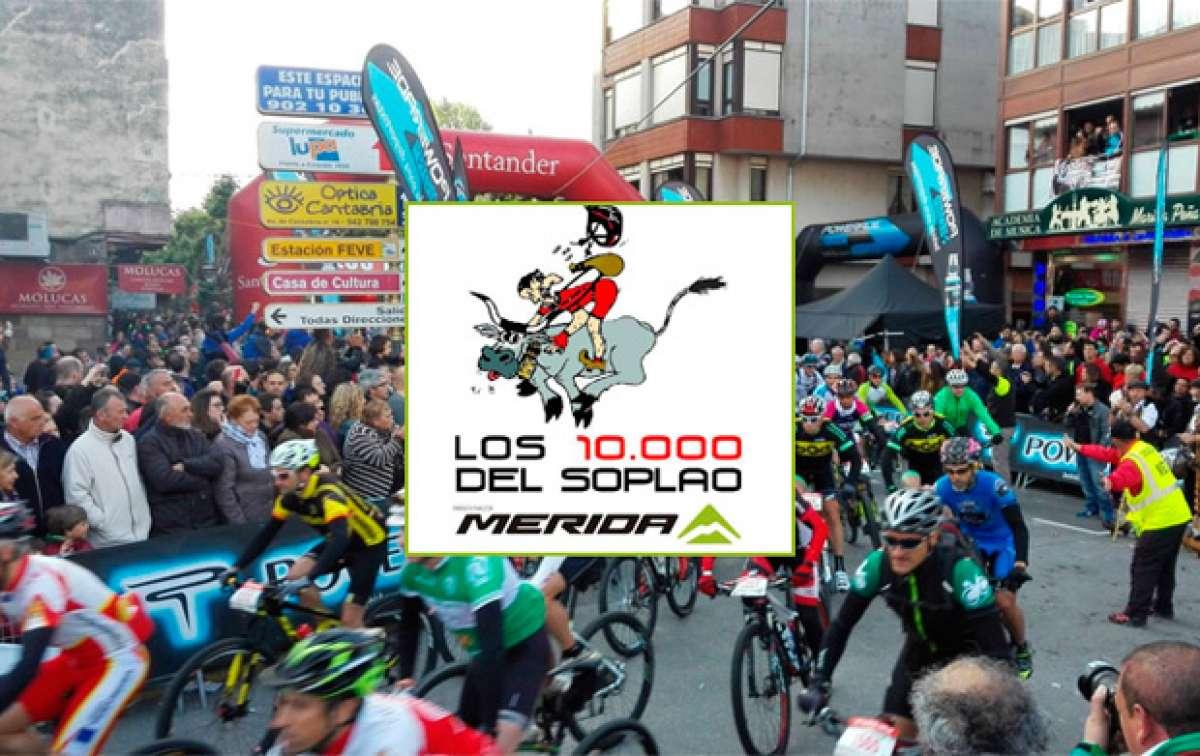Merida Bikes, el nuevo patrocinador principal de los 10.000 del Soplao